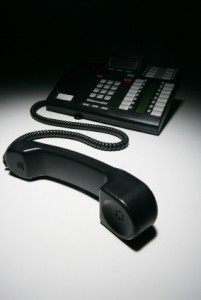 Telephone Message On Hold