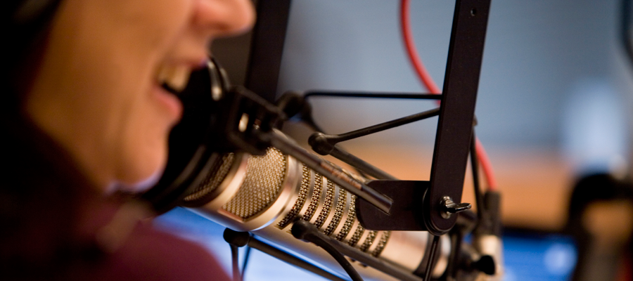 Selecting the right voice artist